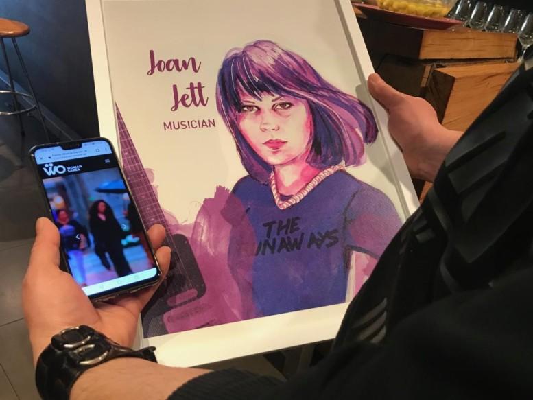 Joan Jett Crecí En Un Mundo En El Que Nos Decían Que Las